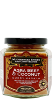 Agra Beef and Coconut Curry Masala Medium (6.3oz)